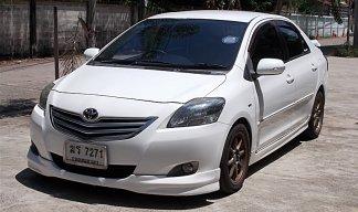 Toyota Vios 1.5 G ปี12 รถบ้านสวยมือเดียวขับดีเครื่องช่วงล่างแน่นสภาพพร้อมใช้เล่มพร้อมโอนได้เลย