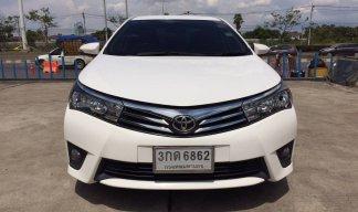 {เซลล์เมฆ} Toyota Altis 1.6E CNG A/T 2014