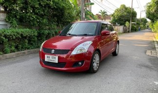 2012 Suzuki Swift GLX