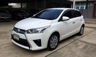 2017 Toyota Yaris 1.2 G