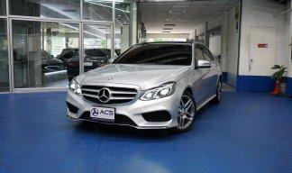 Benz E300 BlueTec AMG Dynamic