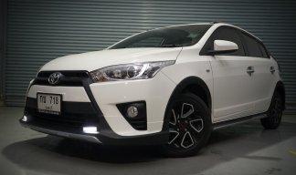 Toyota Yaris 1.2 TRD Sportivo ปี 2017