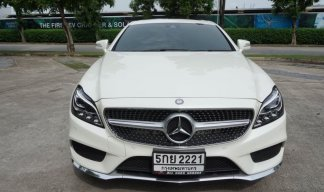 BENZ CLS 250 AMG Facelift ปี 2016