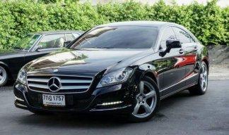 Mercedes Benz CLS250 CDi (W218) 2011