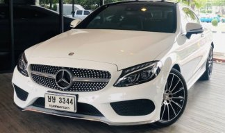 2019 Mercedes-Benz C250 W205 coupe
