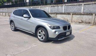 ขาย BMW X1 2.0 sDrive18i AT ปี 2013