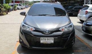 Toyota YARIS 1.2E ปี2017 hatchback