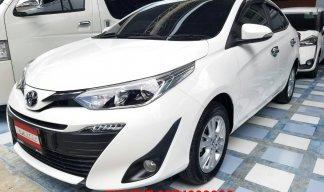 Toyota  #YARIS 1.2G  ปี 2017 ไมล์ 19,xxx km  ฟรีดาวน์