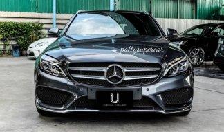 Mercedes-Benz C300 AMG  Dynamic 2015