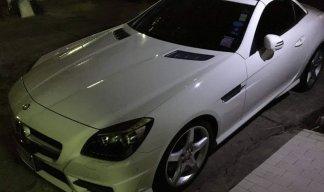 Mercedes Benz SLK 2.0 2013