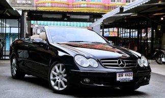 ขาย Benz Clk 200 Cabriolet w209 Lci วิ่ง 89,000 km. ปี2008