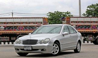 Mercedes-Benz C180 Elegance 2003 รถเก๋ง 4 ประตู