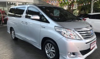 TOYOTA ALPHARD 2.4 HV VAN AT 2014