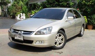 2006 Honda ACCORD EL ผ่อนเริ่มต้น 5,XXX บาท ฟรีดาวน์ โทร 0619391133 ต่าย