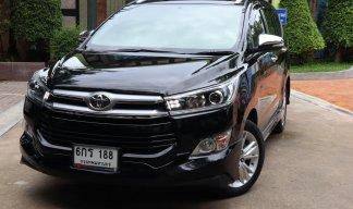 2017 Innova Wagon 4dr Cryta V 7st Auto 6sp RWD 2.8DCT สภาพป้ายแดง