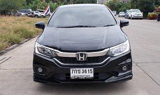 Honda City 1.5 V+ ปี18