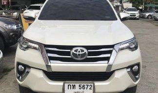 2017 Toyota Fortuner V suv