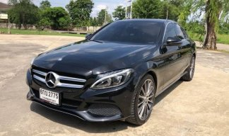 MERCEDES BENZ C350e 2.0 W205 Plug-in Hybrid ปี 2016