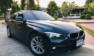 2017 BMW 318i Highline sedan