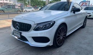 2018 Benz C250 Coupe AMG 9 Speed