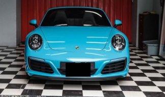 Porsche 911 Carrera ปี 2017