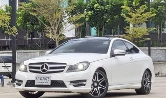 MERCEDES BENZ C180 COUPE 1.6 ปี 2015