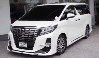2016 Toyota ALPHARD 2.5 SC Package ไมล์3หมื่นโล