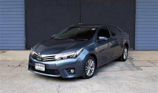 TOYOTA ALTIS 1.8 G DUAL VVT-i AT ปี 2016 5กด6760
