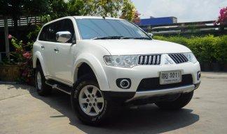 2011 Mitsubishi Pajero GLS รถบ้านขายเอง หาไฟแนนซ์ให้