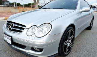 2010 Mercedes-Benz CLK200 Avantgarde coupe