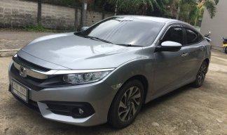 2018 Honda CIVIC EL sedan