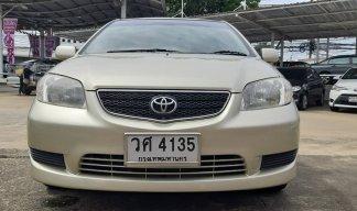 2003 Toyota VIOS J sedan