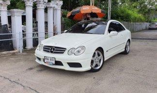 "Mercedes Benz CLK 200 Elegance Kompressor ( C209 ) "" 2nd Generation """