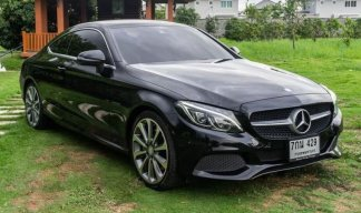 Benz C250 Coupe Sport 2018