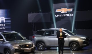 รีวิว All New Chevrolet Captiva 2019