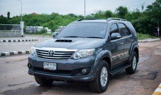 2013 Toyota Fortuner 3.0 V 4WD hatchback