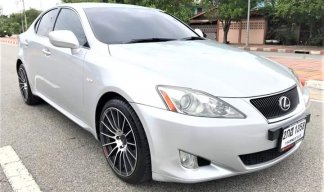 2009 Lexus IS250 F-SPORT sedan