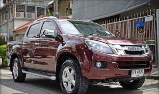 2012 Isuzu V-CROSS pickup