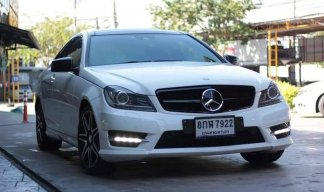 Mercedes Benz C250 Coupe AMG ปี2012