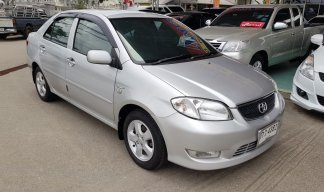 Toyota Vios 1.5 E – LPG   ปี 2005