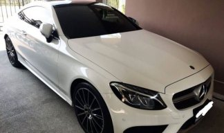 Benz C 250 Coupe' AMG