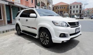 Toyota Fortuner 3.0 TRD 4WD 2015