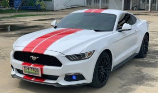 Ford MUSTANG 2.3 Ecoboost  ปี 2016 จด 17