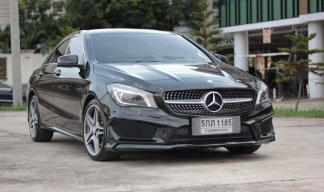 Mercedes-Benz CLA250 AMG Facelift ปี 2015