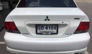 2011 ผ่อนเบาๆ4xxx ฟรีดาวน์ จัดล้นๆ Mitsubishi lancer 1.6 auto CNG โรงงาน
