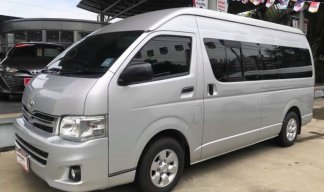 โตโยต้าชัวร์ Toyota Commuter 2.5 ทรงสูง MT 2013