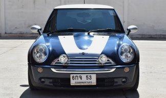 2006 Mini Cooper R50 coupe