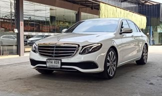 2017 Mercedes-Benz E350 Avantgarde sedan