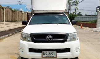 2011 Toyota Hilux Vigo Single J pickup