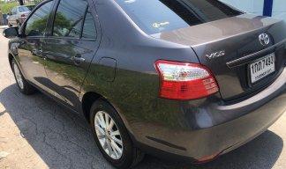 #2013 ฟรีดาวน์ จัดเกิน ผ่อนเบาๆ Toyota Vios 1.5 E auto
